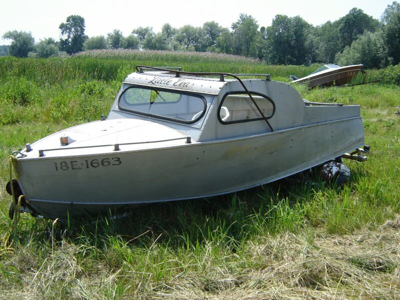 old aluminum boats Gallery